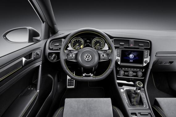 Volkswagen Golf R 400 concept 05