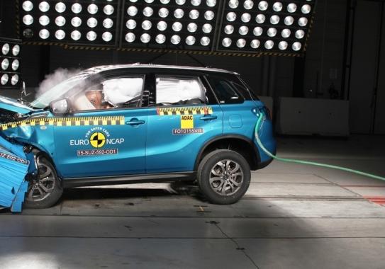 Suzuki Vitara EuroNCAP 03