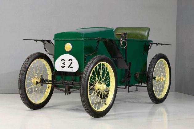 诞生于1919年的Slaby-Beringer电动车