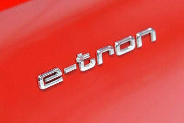 e-tron 来自奥迪的电动车