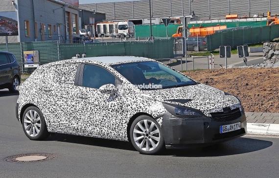 Opel Astra GSi Spy 03