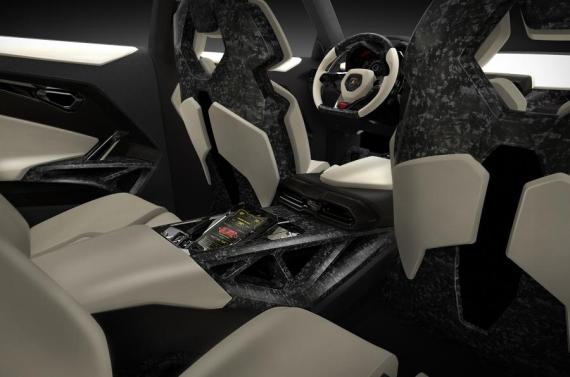 Lamborghini Urus concept 03