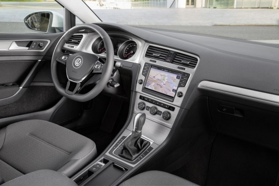 Volkswagen Golf TSI BlueMotion 09