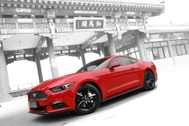 烈骥驯良 2015款2.3T福特Mustang