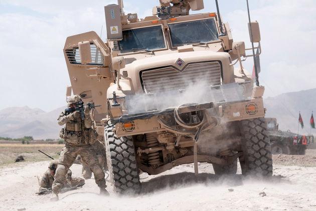 霸主的权杖 美国大兵最佳拍档座驾