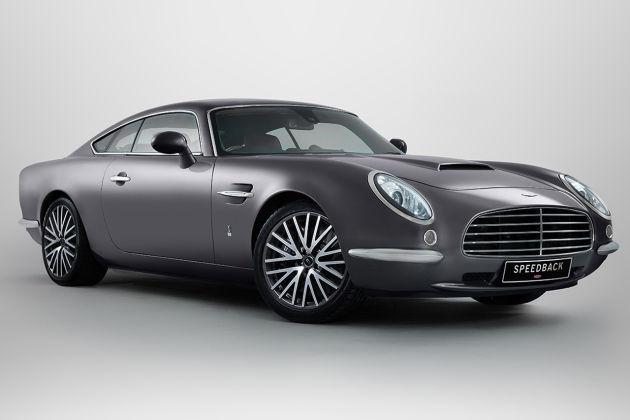 从记忆到现实 英国独立车厂重现Speedback