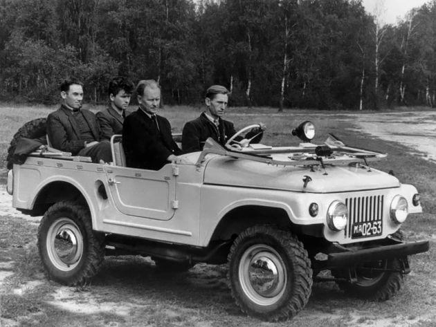 Moskvitch 415