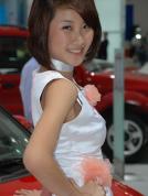 铃木展台模特