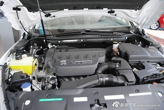 东风标致508 2.3L自动旗舰版