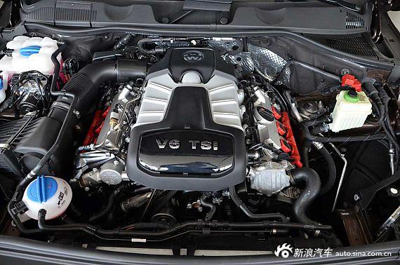 2011款大众途锐V6 3.0 TSI柴油舒适版