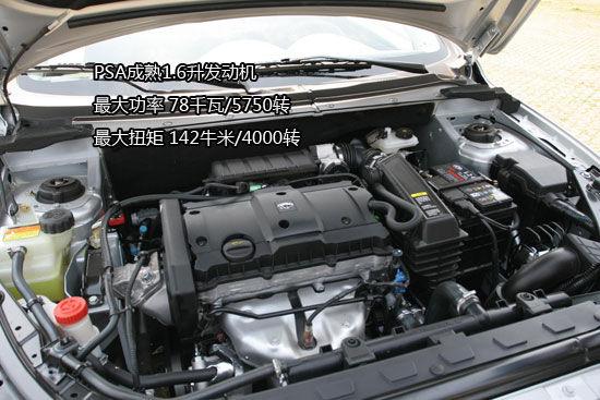 1.6升发动机