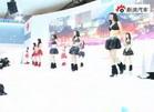 2009上海车展长安炫动舞步