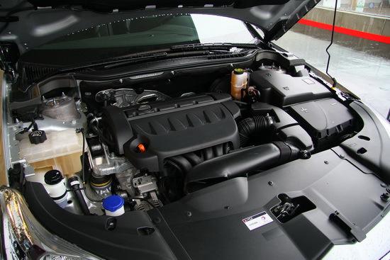 2.0L汽油发动机动力够用