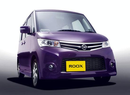 全新日产Roox东京车展首发月内上市销售