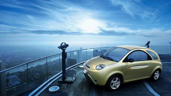 """奇瑞QQ""""巡航版""""上市共计5款新车型"""