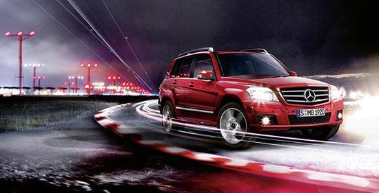 奔驰GLK级车型加价1万元GLK300售60.8万元