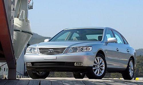 现代雅尊沪上优惠8000元部分车型需预定