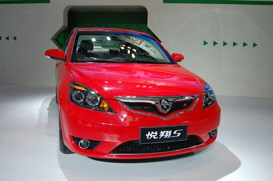 长安悦翔运动版重庆车展上市售价6.59万
