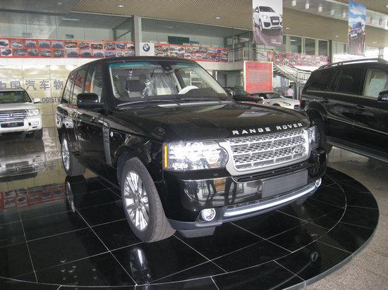 黑色现车仅一辆 路虎揽胜尊崇创世版售340万