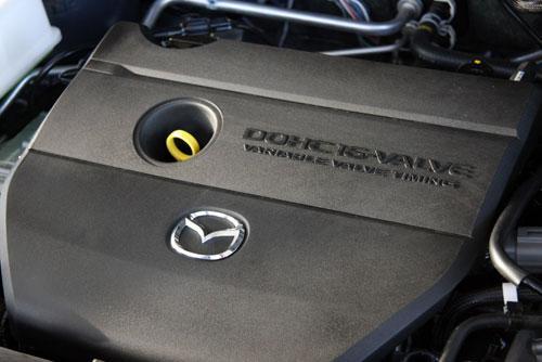 2.0升4缸汽油发动机