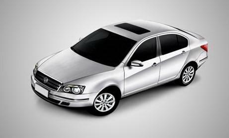 上海大众08年度最重要的车型LAVIDA