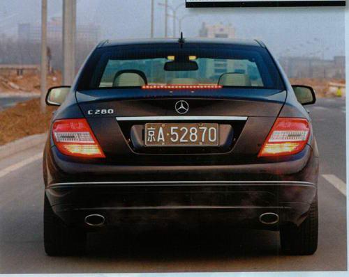 奔驰C280