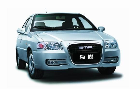 上海华普海尚1.3L全国分区上市售价5.2888万