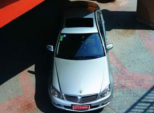 奔驰C200K外观图片