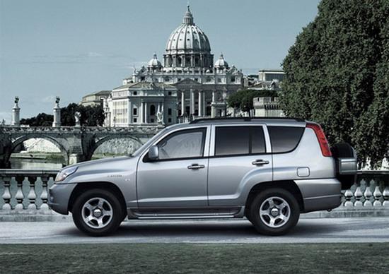 近七成二次购车者倾向SUV猎豹CS6成个性新贵