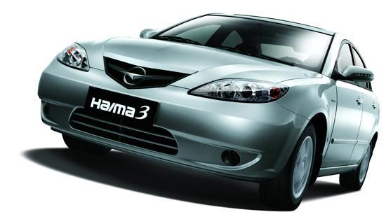 生产厂商:一汽海马汽车有限公司   发动机型号ha-vis-1.