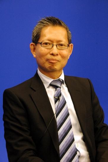 宝马(中国)汽车贸易有限公司副总裁:许智俊