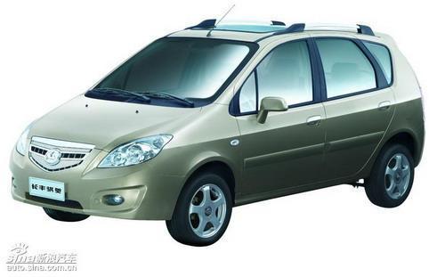 长丰首款家轿骐菱上市售价6.98--8.68万元