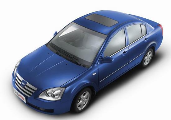 奇瑞A5最高优惠11000元A3下月开始大批到货