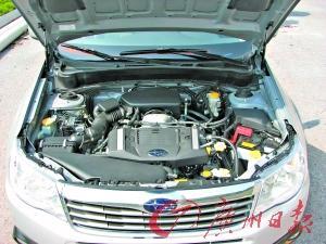 新增2.5L发动机,SOHC,带i-AVLS智能气门提升系统。