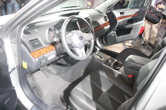在基本车型上,傲虎可匹配一款新的六速手动变速箱