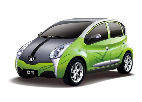 新能源车欧拉