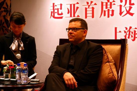 起亚首席设计师彼得-希瑞尔