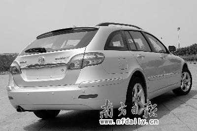 中华骏捷1.8L手动挡