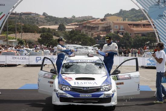 翼豹车手纳赛尔取得P-WRC拉力赛两连冠