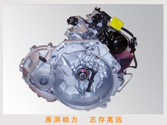 QR513E型AMT自动变速器
