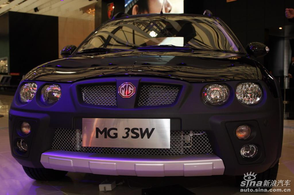 MG名爵3系SW