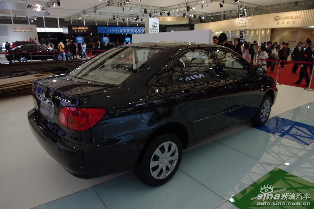 丰田花冠EX