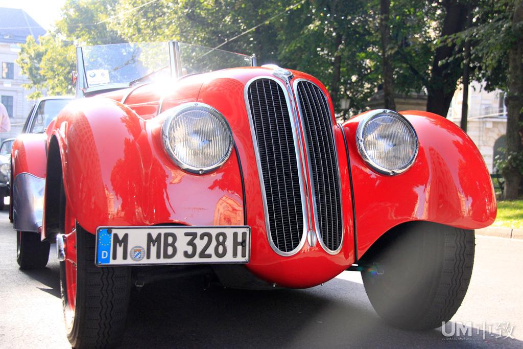 BMW慕尼黑巴洛克之旅