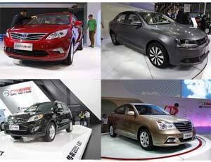 广州车展首发亮相新车盘点 多款明年上市