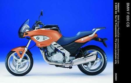 宝马公司的摩托车系列车型