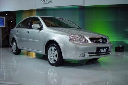 组图:近期推出国产新车--别克凯越(附参数)