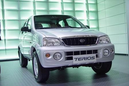 组图:有望近期推出的国产新车--大发TERIOS(附参数)