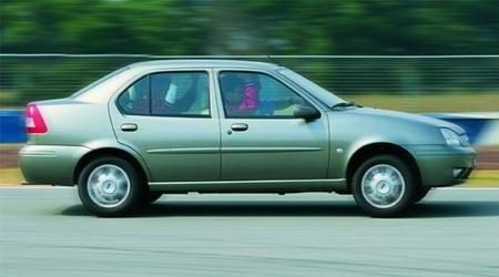 嘉年华(Fiesta)--年度车2004候选车型(图)