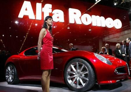 组图:新车型为法兰克福国际车展增添光彩