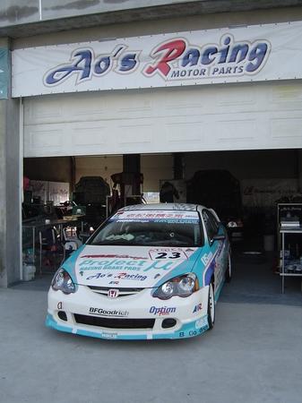 组图:亚洲赛车节排位赛成绩--房车锦标赛